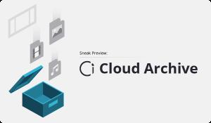 Ci Cloud Archive